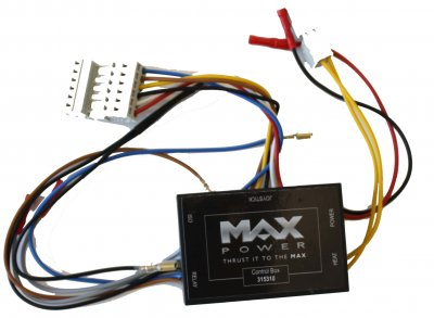 Max-Power kontrollbox